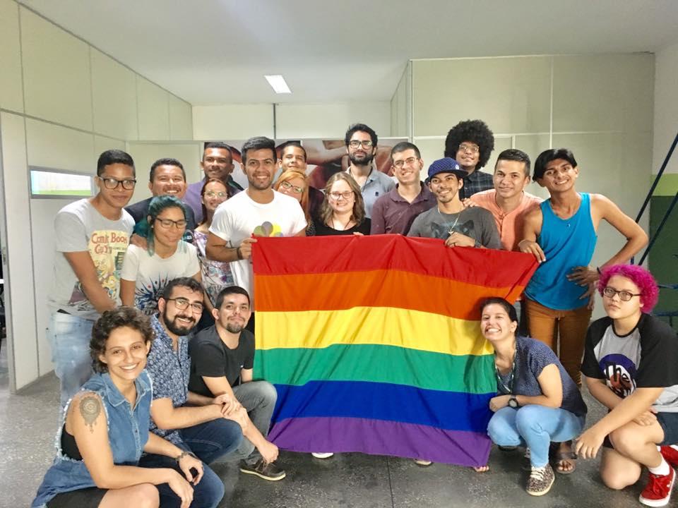 Casa Manifesta LGBT: em Manaus, eles estão em busca de financiamento coletivo (Foto de divulgação)