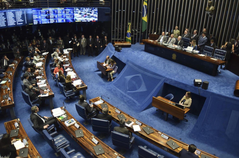 O Partido Novo e a FFP acreditam em soluções próprias para não repetir os erros do Congresso atual. Foto André Dusek/NurPhoto