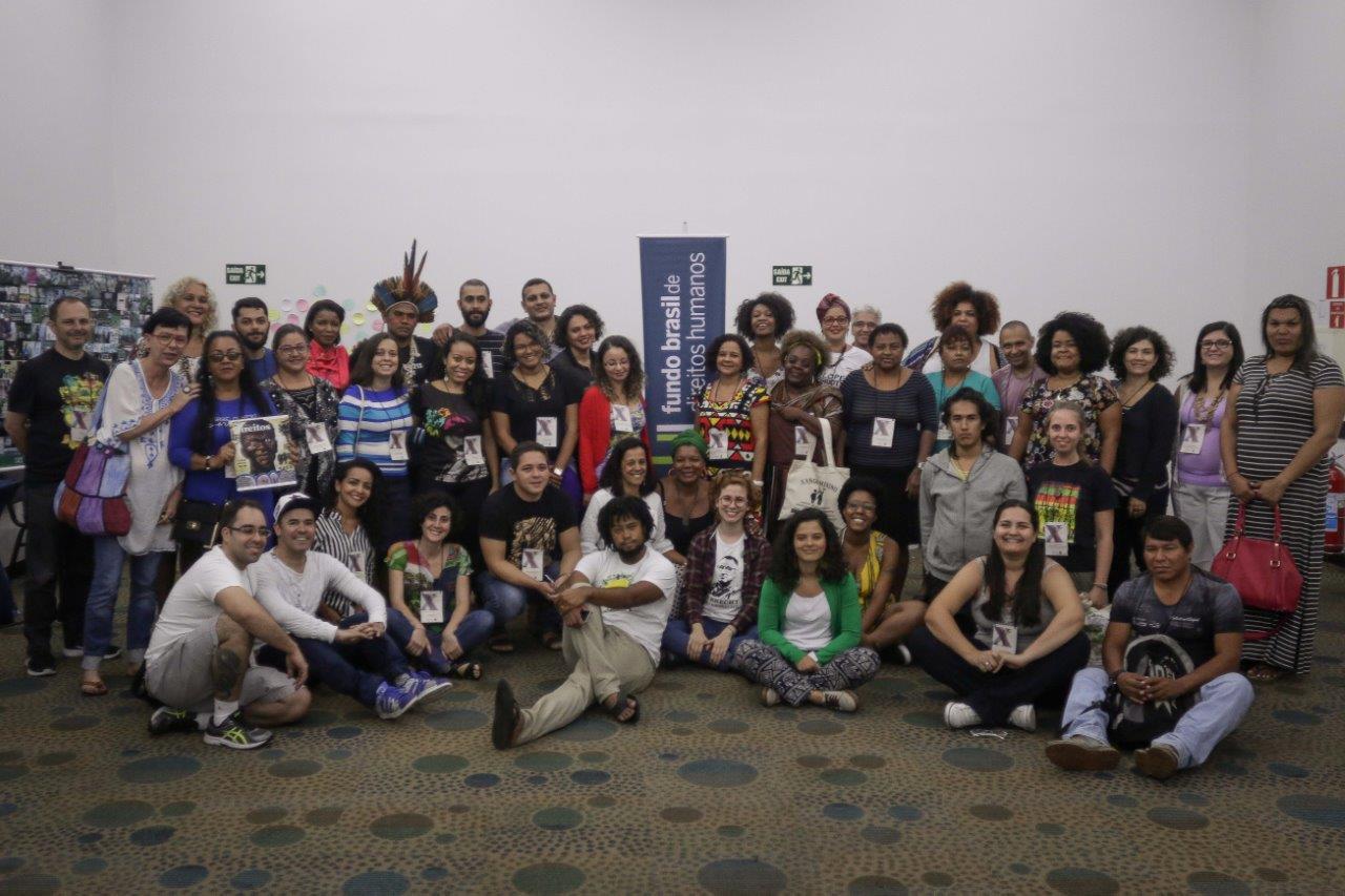 Reunião do Fundo Brasil. Foto de Ronny Santos/ Divulgacao