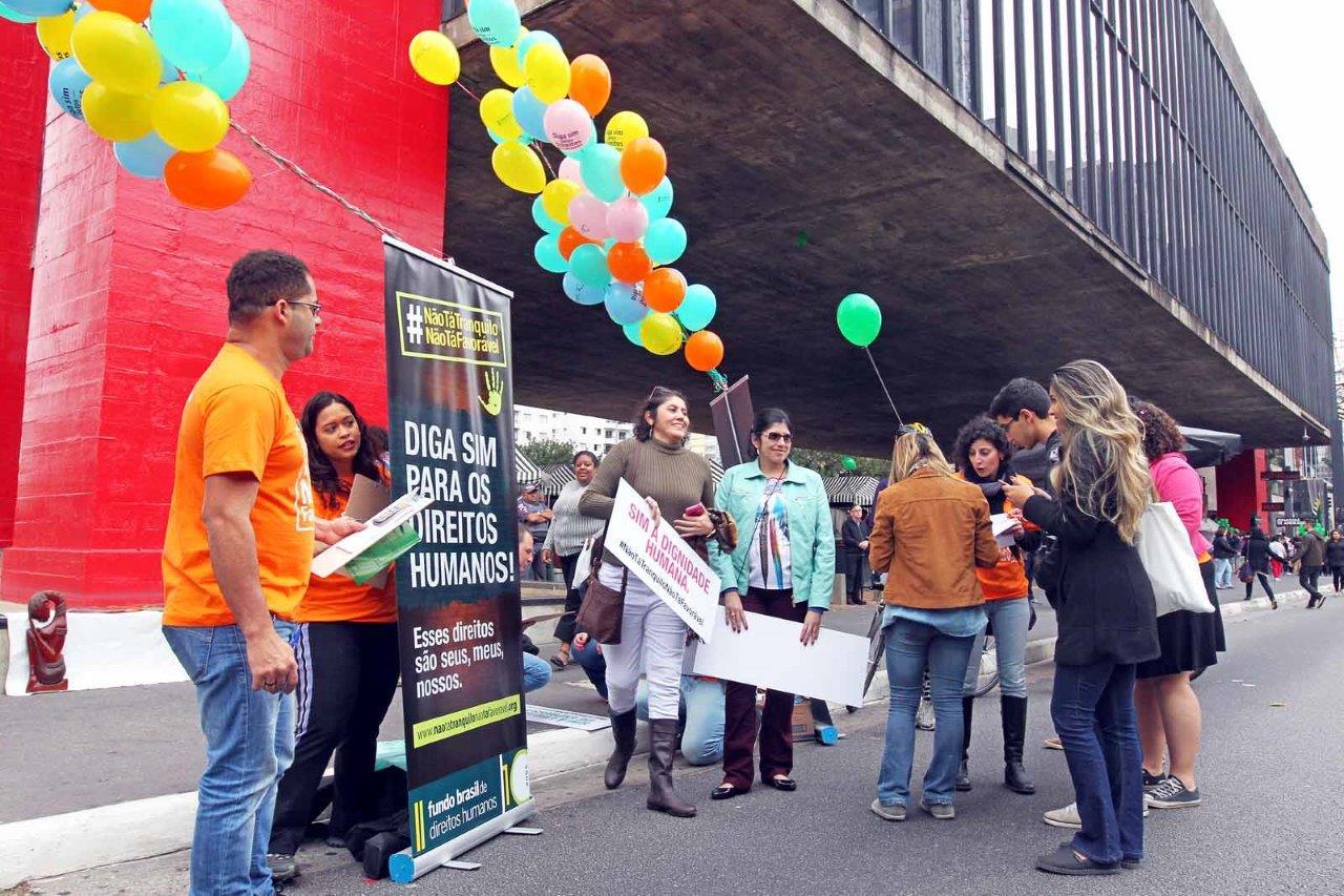 Fundo Brasil. Foto de Ernesto Rodrigues/ Fundo Brasil