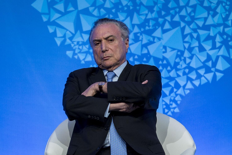 Em seu curto mandato, Temer conseguiu levar 4 milhões de brasileiros de volta para baixo da linha de pobreza. Foto Suamy Beydoun/AGIF
