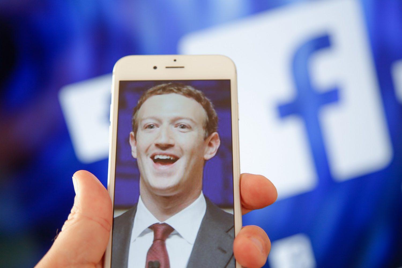 Mark Elliot Zuckerberg, dono do Facebook, o maior jornaleiro do mundo. Foto Jaap Arriens/NurPhoto