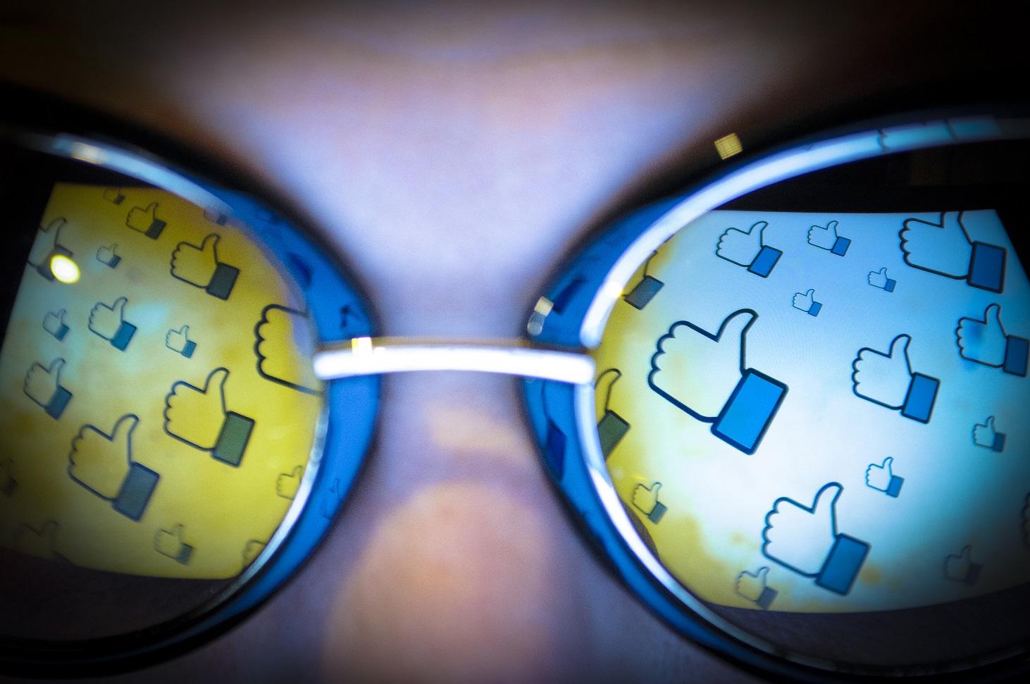 Google e Facebook respondem, respectivamente, por 38% e 43% dos acessos aos 400 maiores sites de notícias do mundo. Foto Jaap Arriens/NurPhoto