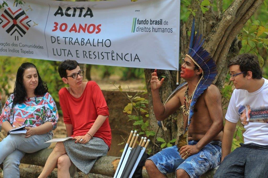 Fundo Brasil Foto de Jarbas Oliveira/ Divulgacao