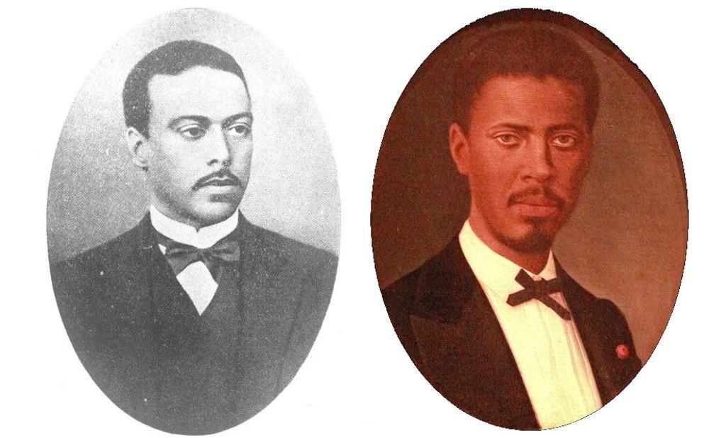 Os irmãos André e Antonio Rebouças, engenheiros e abolicionistas. Foto Reprodução