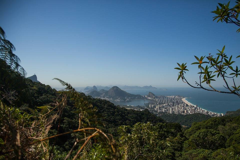 Favela Verde e o turismo ecológico. Foto de Divulgacão
