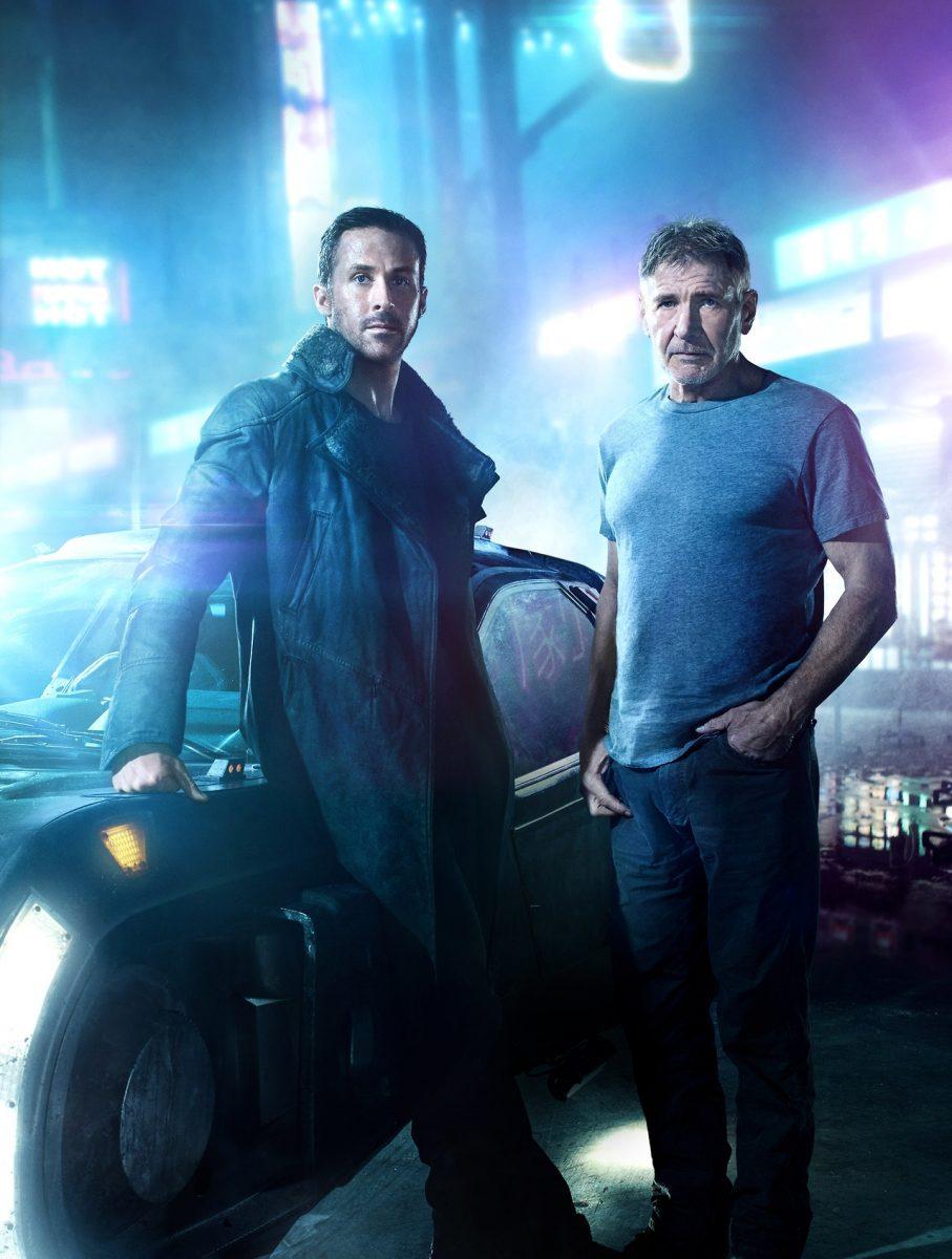O policial K e Deckard na Califórnia de 2049 (Foto: divulgação)
