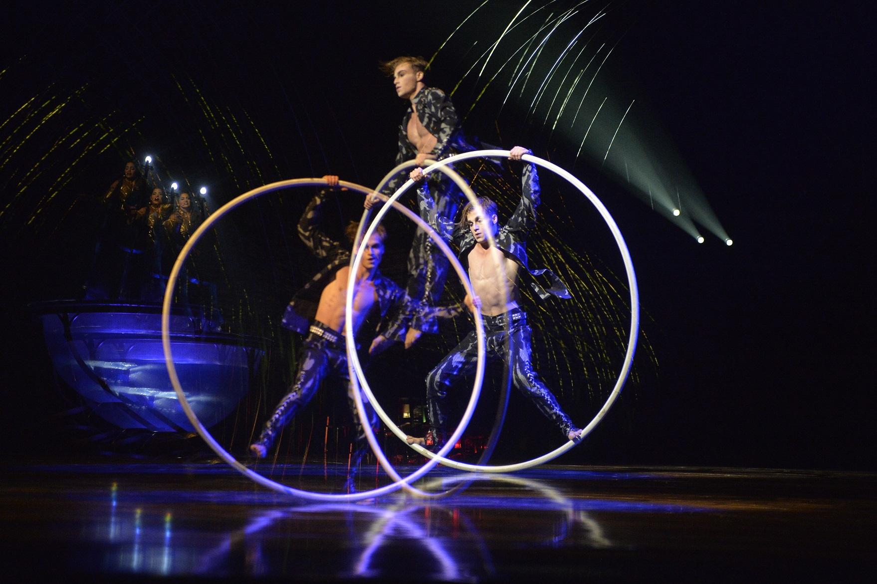 Fundado em 1984, no Canadá, o Cirque du Soleil, segundo a revista 'Fortune', faturou US$ 845 milhões em 2014, o equivalente, hoje, a R$ 2,8 bilhões. Foto Levi Bianco/Brazil Photo Press