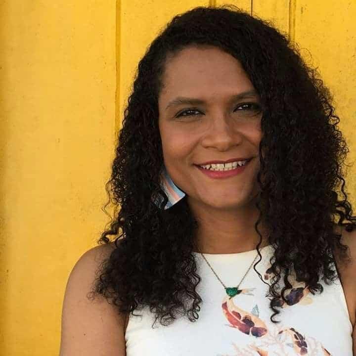 Jaqueline Gomes de Jesus. Foto de Divulgacao