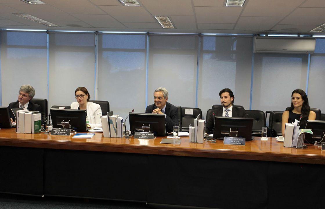 Grupo de trabalho sobre Justiça Restaurativa no Conselho Nacional de Justiça (Foto Divulgação /Agência CNJ/Gil Ferreira)