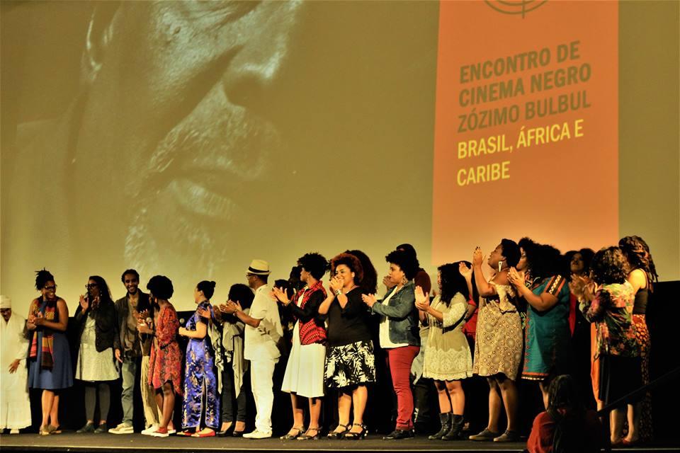 """Estreia do filme """"Tia Ciata"""" no Encontro Zózimo Bulbul - Brasil, África e Caribe (Lumena Aleluia)"""