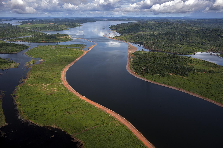 """""""Fim de festa em Belo Monte"""". A reportagem do #Colabora ganhou o Prêmio Petrobras de sustentabilidade. Foto de Marizilda Cruppe."""