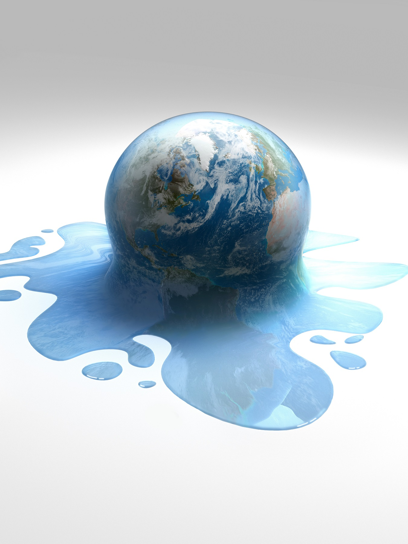 De acordo com cientistas da Universidade Princeton, meio grau de aquecimento pode levar à enchentes em cidades costeiras habitadas apor 5 milhões de pessoas. Science Photo Library