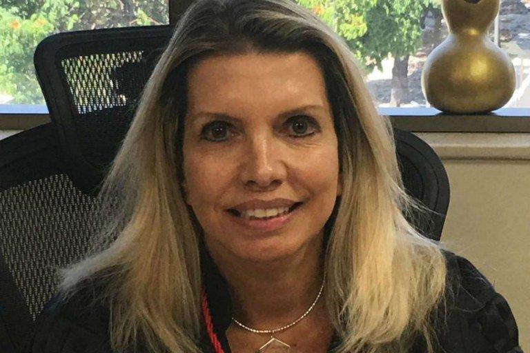 A desembargadora Marília de Castro Neves: CNJ investiga manifestações contra Marielle (Reprodução/Facebook)