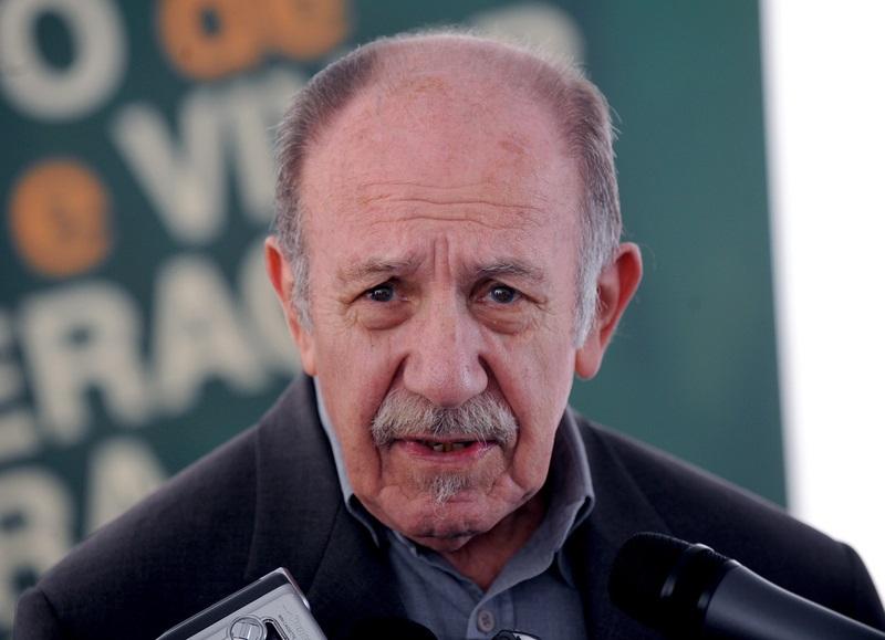 Professor nato, por onde ia, o economista Paul Singer arrastava uma legião de admiradores. Foto Antonio Cruz/Agência Brasil