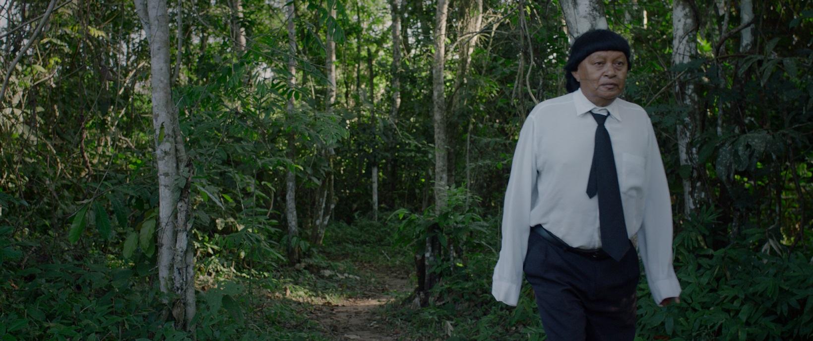 De líder espiritual, Perpera passou a zelador da igreja evangélica da aldeia. Foto Divulgação