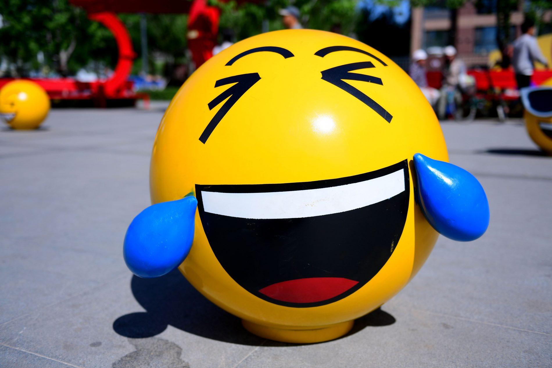 Sorria: cursos em diversos países, inclusive no Brasil, ensinam o caminho para a felicidade. Foto:Zhang wenkui - Imaginechina