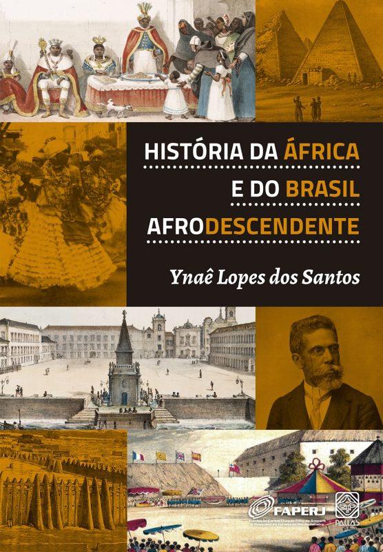 Capa do livro de Ynaê Lopes dos Santos . Reprodução
