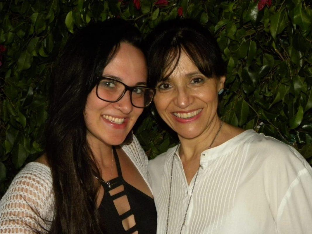 """Para a filha Fernanda, doença fortaleceu a família. """"Conseguimos trabalhar melhor as dificuldades"""".Foto Arquivo Pessoal"""