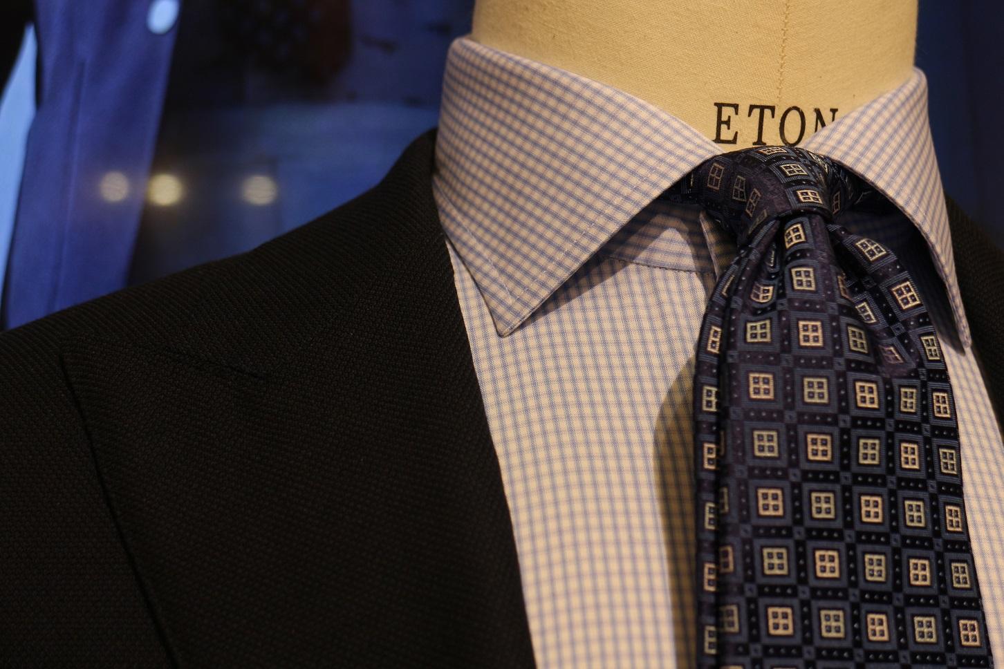 Camisa feita de Tencel, uma fibra resistente e transpirável, extraída da celulose do eucalipto (Foto: Janaina Cesar)