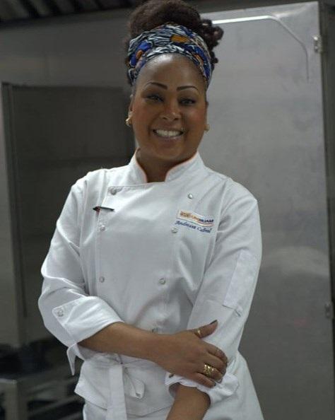 A chef Andressa Cabral começou a cozinhar com sete anos. Foto Divulgação