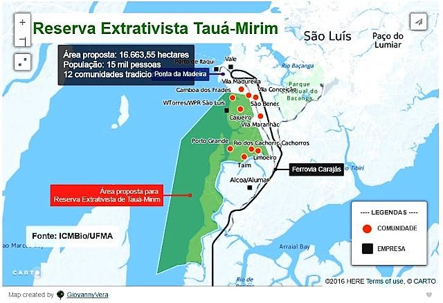 Fonte: Universidade Federal do Maranhão/Divulgação