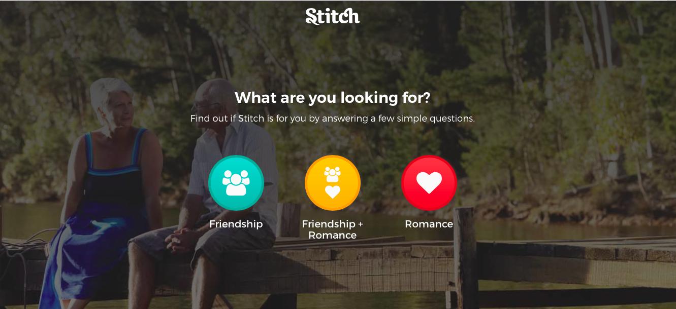 Slitch, um ponto de encontro virtual para idosos se encontrarem na real (Reprodução)