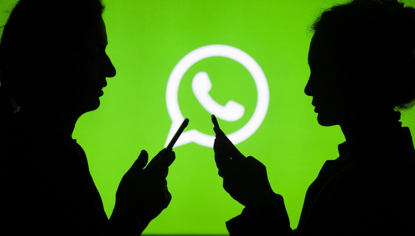 O Whatsapp é o protagonista da campanha presidencial 2018 (Foto Anadolu Agency)