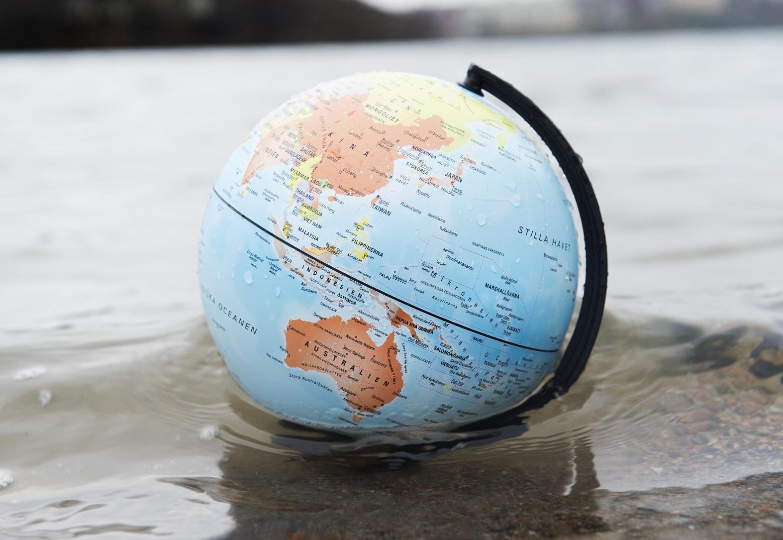 Para ficarmos no limite de 1,5oC, o investimento em tecnologias de baixo carbono deverá ser o dobro do que é atualmente. Foto FREDRIK SANDBERG / TT News Agency/AFP