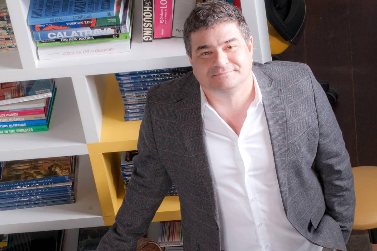 Em 2017, o marqueteiro André Torretta assinou um memorando de entendimento com a Cambridge Analytica, que, segundo ele, daria exclusividade para a operação no Brasil. Foto Divulgação
