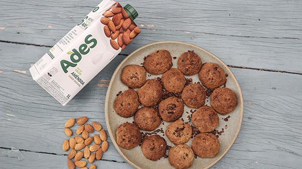 AdeS pode ser usado em receitas, como de biscoitos, bolos e shakes