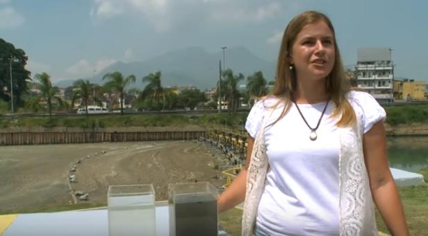 Ana Lúcia Santoro : a nova secretária do Ambiente do Rio (Foto: Arquivo pessoal)
