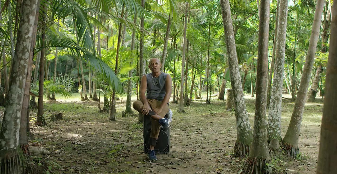 """MG Calibre: """"Vamos pra Amazônia/Vamos nos dar bem/ Muito jungle, muito money/O estrangeiro é rei"""". Foto Divulgação"""