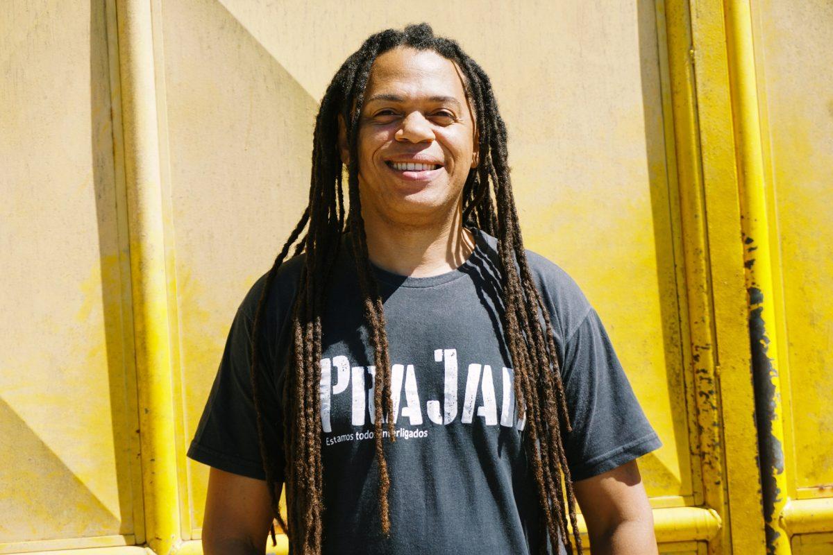 Márcio Costa, 47 anos, músico (Foto: Juliana Nascimento)