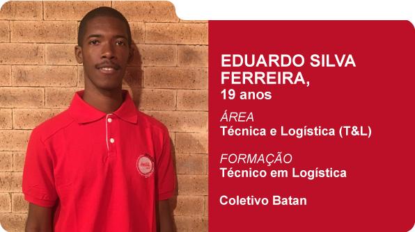 Eduardo Silva Ferreira (Foto: Recursos Humanos Coca-Cola Brasil)
