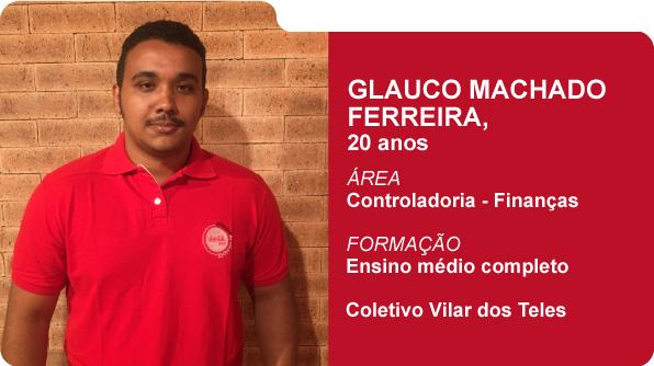 Glauco Machado Ferreira (Foto: Recursos Humanos Coca-Cola Brasil)