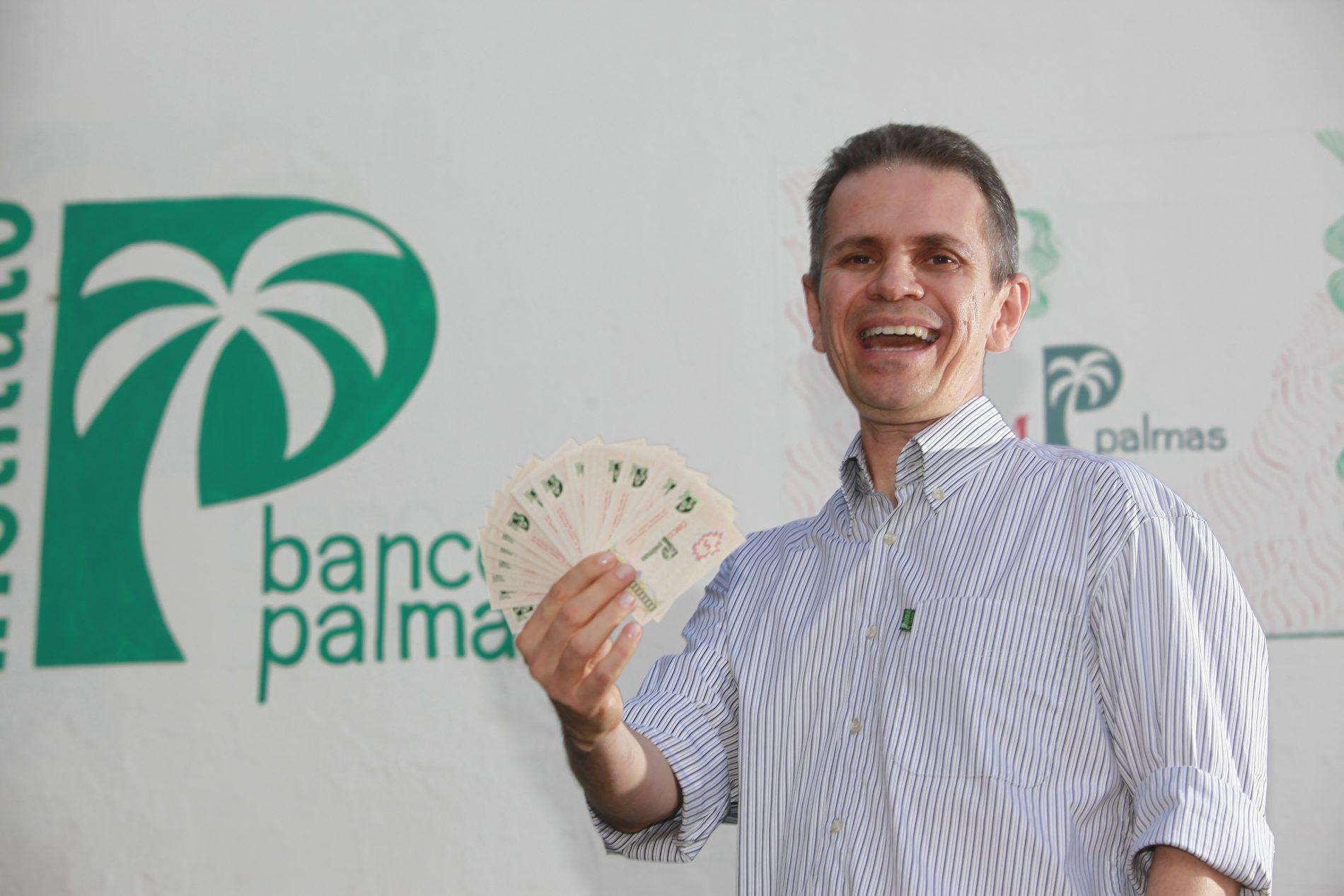 Joaquim, conhecido como banqueiro do pobres. Foto de Divulgacao