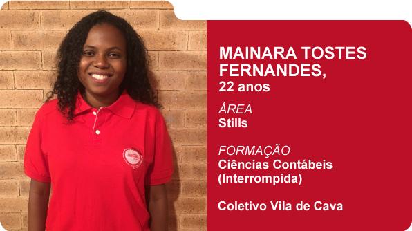 Mainara Tostes Fernandes (Foto: Recursos Humanos Coca-Cola Brasil)