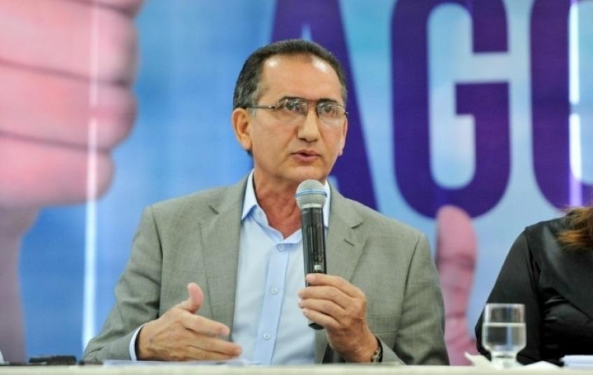 O candidato a governador pelo Amapá Waldez Góes foi um dos clientes da Ponte Estratégia. Foto Divulgação