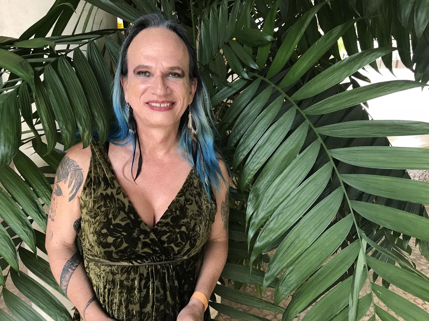 Brigitte Baptiste no 4º. Seminário Internacional de Educação de Inhotim, em Minas Gerais (Foto: Fernanda Baldioti)