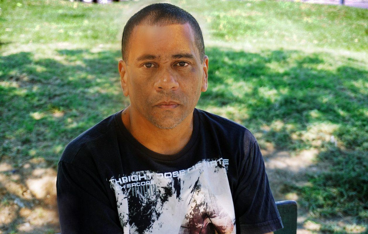 Claudio Vladimir, 29 anos, auxiliar de serviços gerais (Foto: Juliana Nascimento)