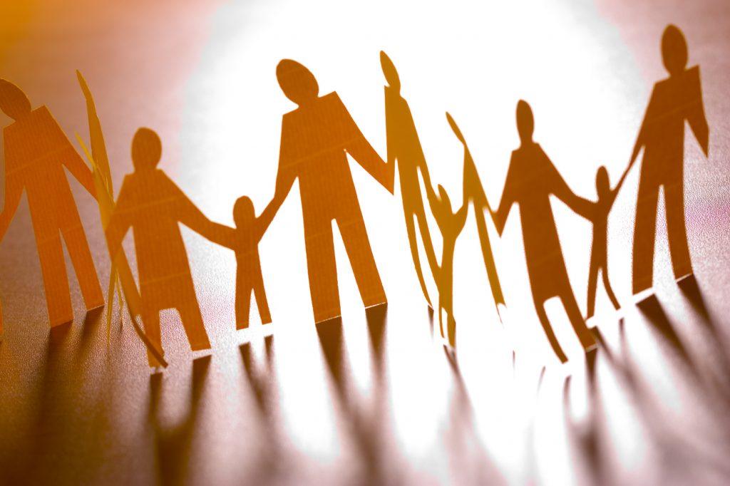 As uniões poliafetivas são uma realidade das sociedades modernas. Foto Reprodução