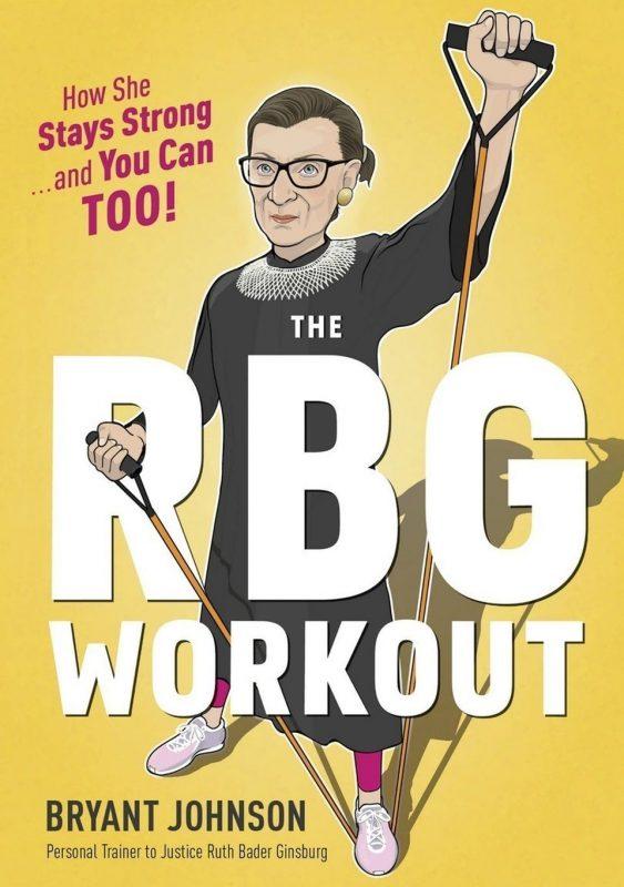 Popularmente conhecida como Notória R.B.G., um trocadilho com o nome do músico de rap Notório B.I.G., Ruth Ginsburg virou ícone da cultura pop. Foto Reprodução