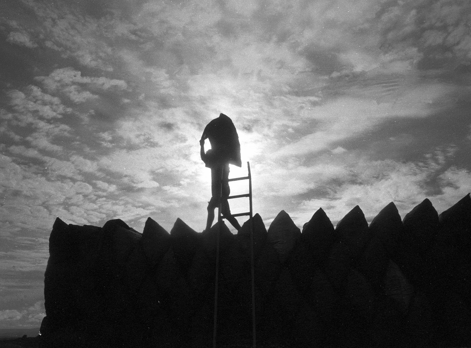 O perfil das vítimas de trabalho escravo demonstra que 45% dos trabalhadores maiores de 18 anos resgatados nunca possuíram um emprego formal antes. Foto João Roberto Ripper