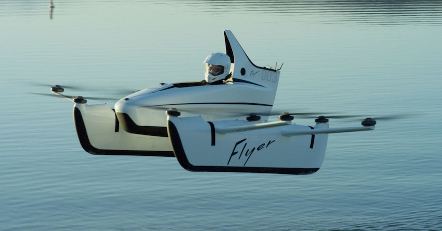 O bilionário dono do Google, Larry Page, conseguiu uma autorização recente das autoridades da Nova Zelândia para desenvolver e testar no país um sistema de táxis voadores.