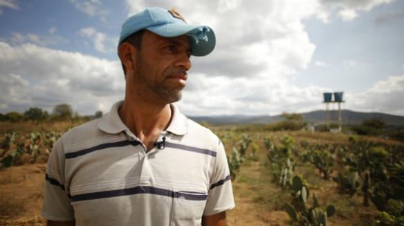 Rominho está no oitavo ano como operador do sistema de Sapucaia: 'Eu tenho muito prazer em ajudar porque eu percebo o impacto disso na vida de todos' (Crédito: Fábio Seixo)