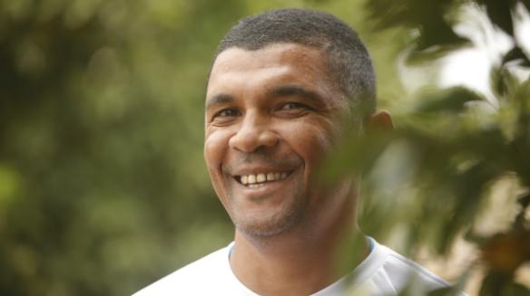 Linésio Ferreira agora é o presidente da Central de Associações de Jacobina e ajuda a levar água para comunidades rurais (Crédito: Fábio Seixo)