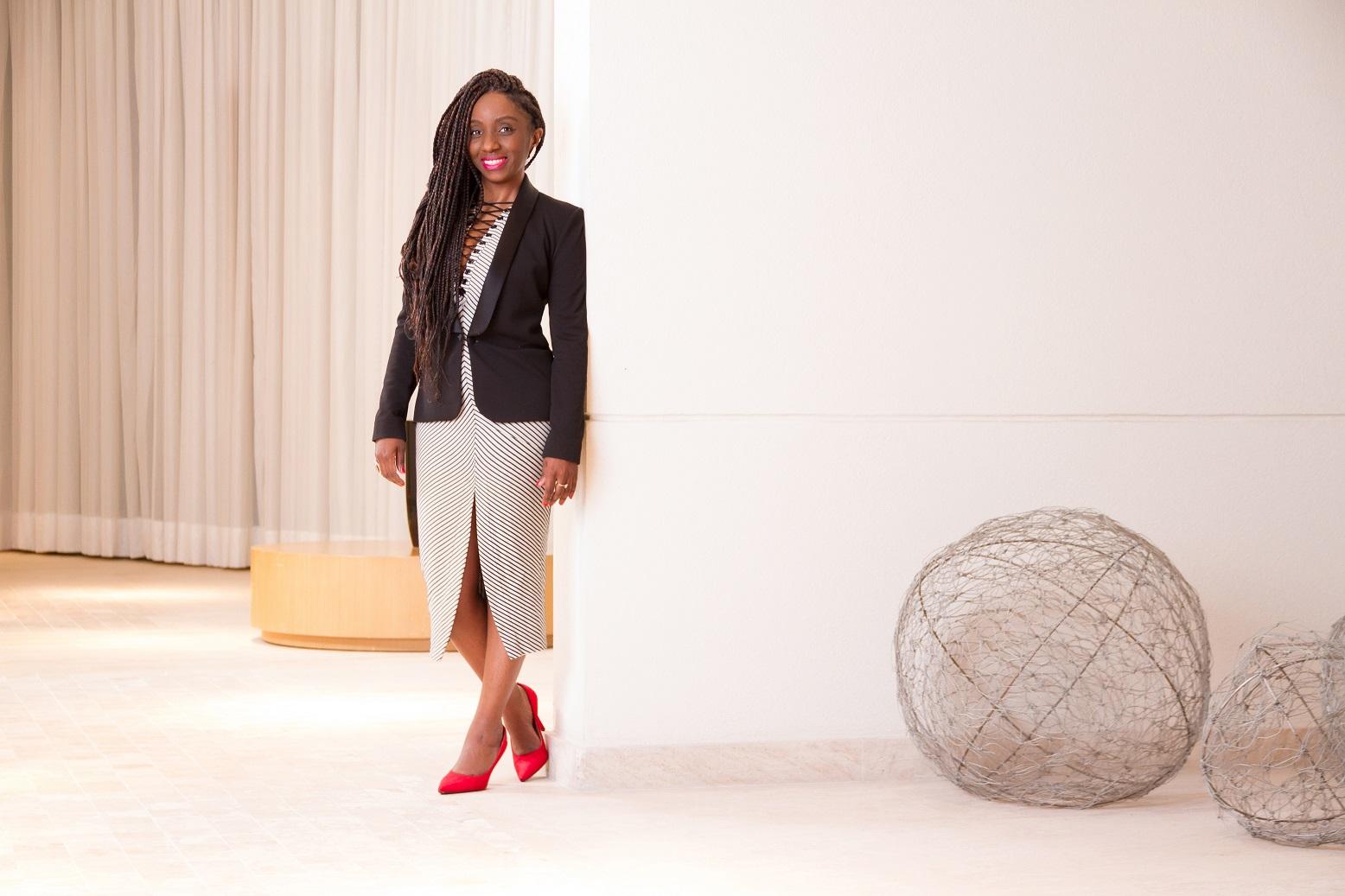 Nina Silva é gerente de projetos na ToughWorks, empresa de TI que tem como parte da sua missão promover a equidade racial e de gênero. Foto Divulgação