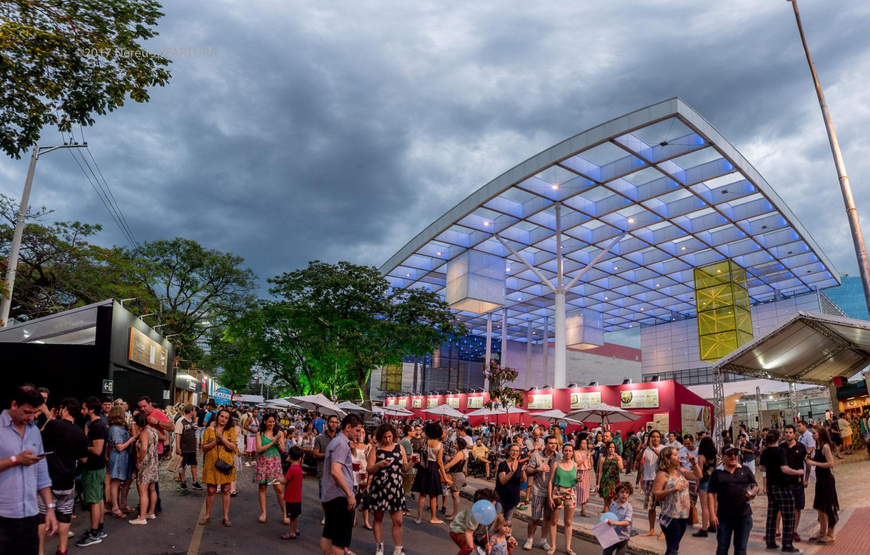 O festival Fartura: de Belo Horizonte para o Brasil e até além (Foto Nereu Jr)