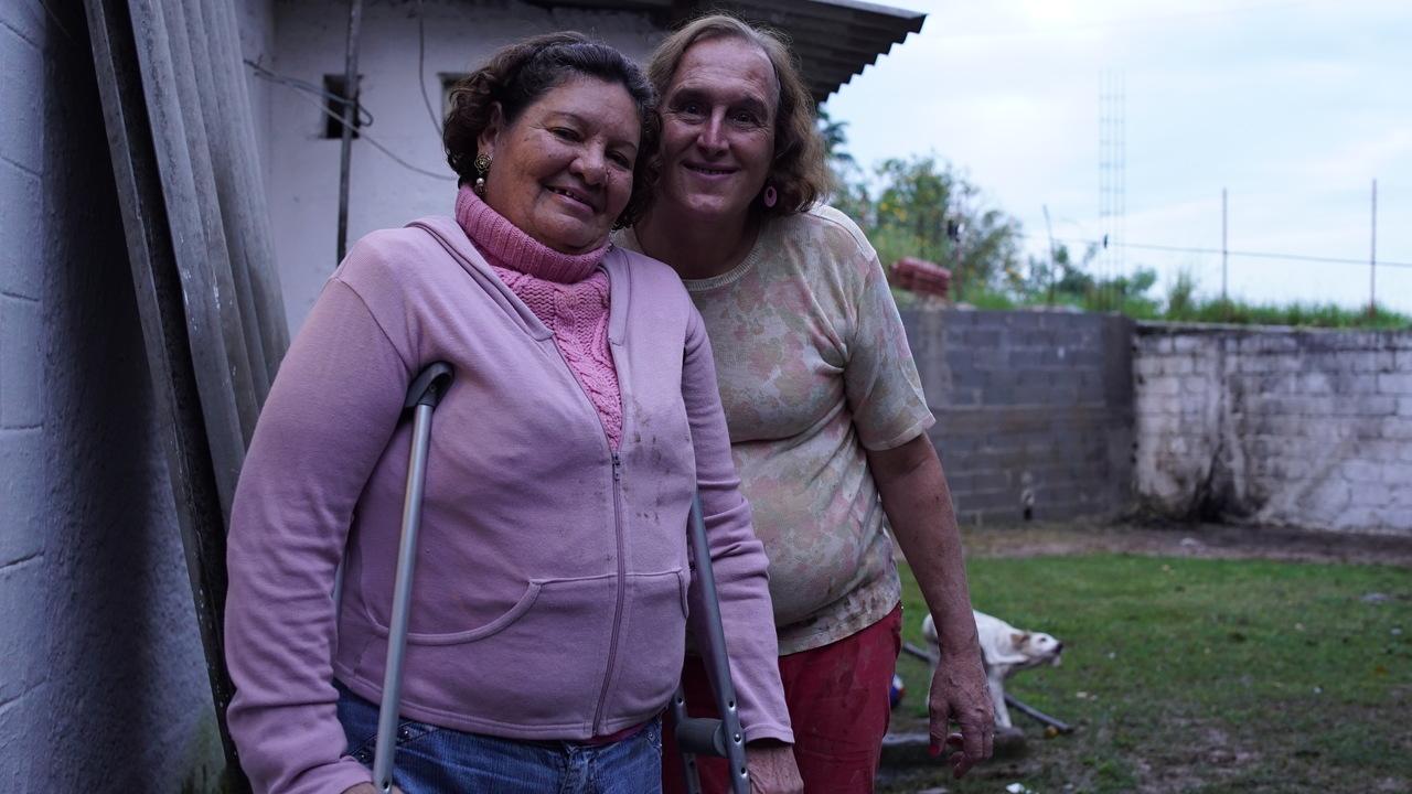 Tereza e Ana
